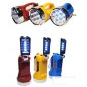 LED фонари аккумуляторные