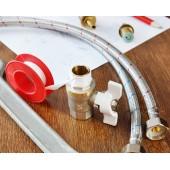 Сопутствующие материалы для сантехники