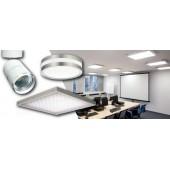 Потолочные ЛЕД светильники накладные