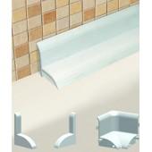Профиль ПВХ для ванны