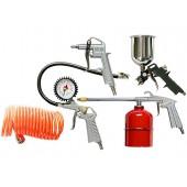 Наборы пневматических инструментов