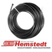 Нагревательный кабель одножильный Hemstedt BR-IM-Z в стяжку