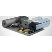 Теплоизоляционные материалы для труб и теплых полов