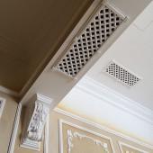 Вентиляционные решетки, анемостаты, диффузоры