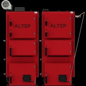 Твердотопливные котлы длительного горения Альтеп DUO PLUS