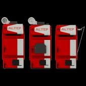 Твердотопливные котлы длительного горения Альтеп Trio Uni Plus