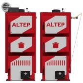 Твердотопливные котлы длительного горения Альтеп Classic Plus