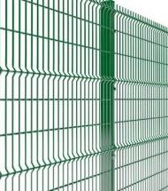 Забор секционный оцинкованный с ППЛ