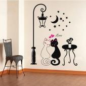 Декоративные наклейки. Декор на стену