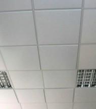 Подвесной потолок Армстронг и профили