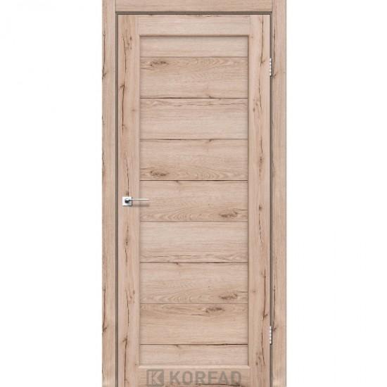 Дверь Porto PR-05 глухое Дуб тобакко