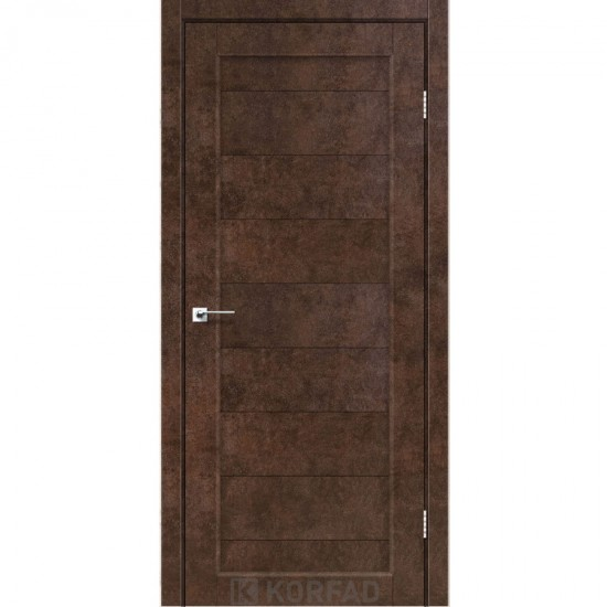 Дверь Porto PR-05 глухое Арт бетон
