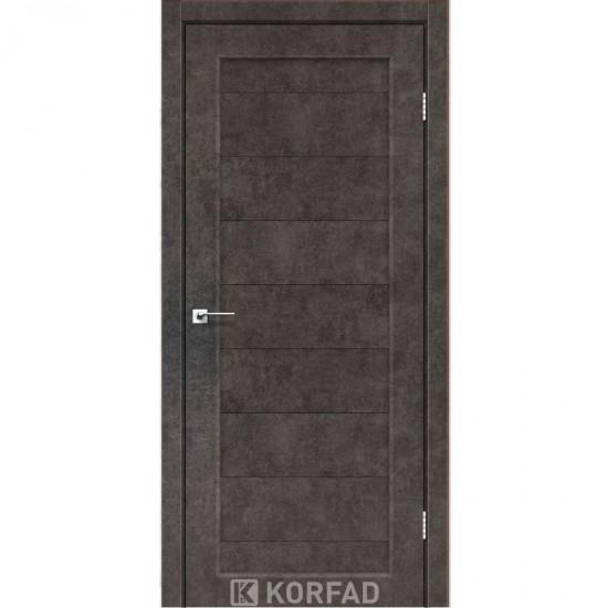 Дверь Porto PR-05 глухое Лофт бетон