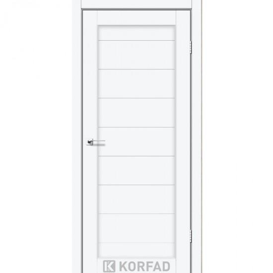 Дверь Porto PR-05 глухое Белый перламутр