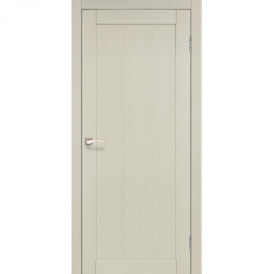 Двери Porto Deluxe PD-03 глухое Дуб беленый