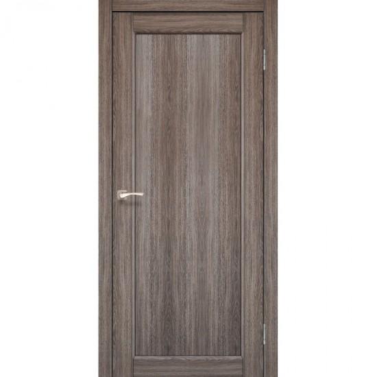 Двери Porto Deluxe PD-03 глухое Дуб грей