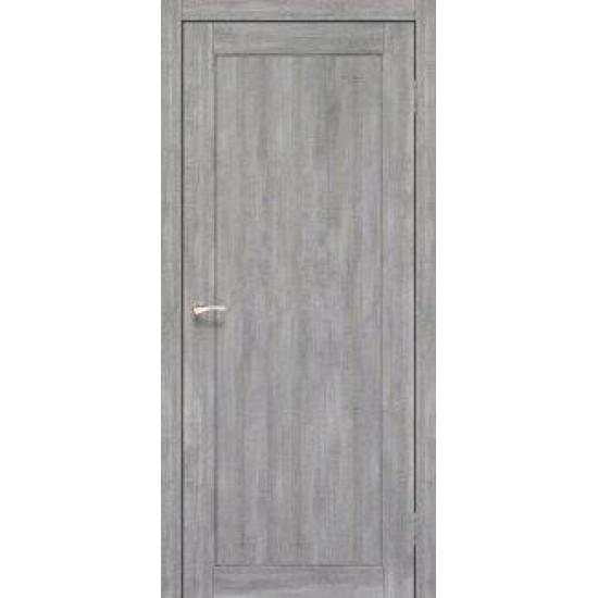 Двери Porto Deluxe PD-03 глухое Эш-вайт