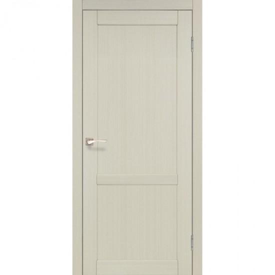 Дверь Palermo PL-01 глухое Дуб беленый