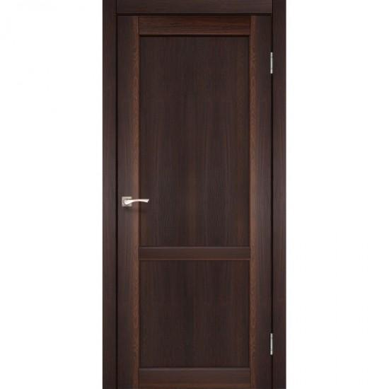 Дверь Palermo PL-01 глухое Орех