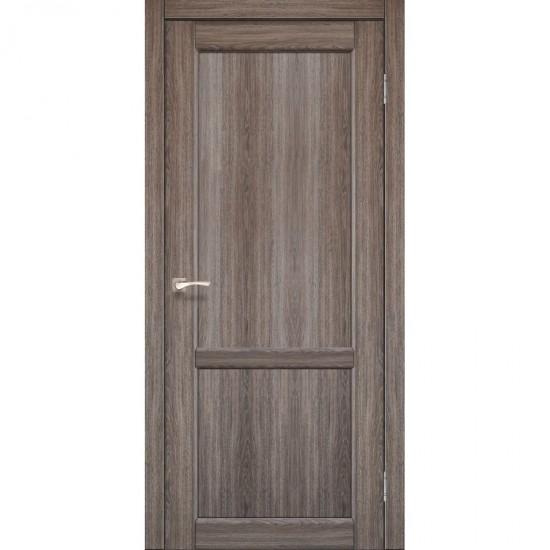 Дверь Palermo PL-01 глухое Дуб грей