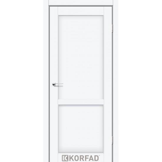 Дверь Palermo PL-01 глухое Белый перламутр