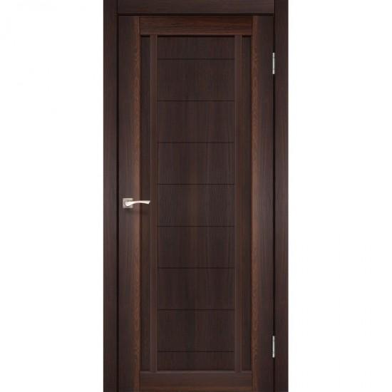 Дверь Oristano OR-03 глухое Сталь кортен