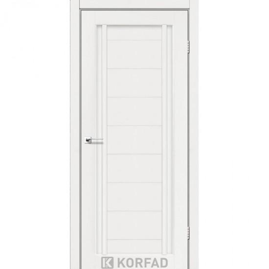 Дверь Oristano OR-03 глухое Белый перламутр