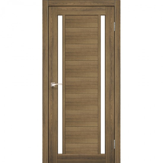 Дверь Oristano OR-04 со стеклом сатин Арт бетон