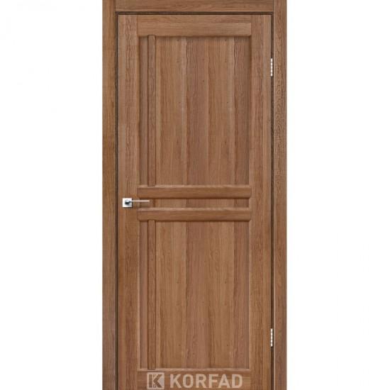 Дверь Scalea SC-01 глухое Дуб тобакко