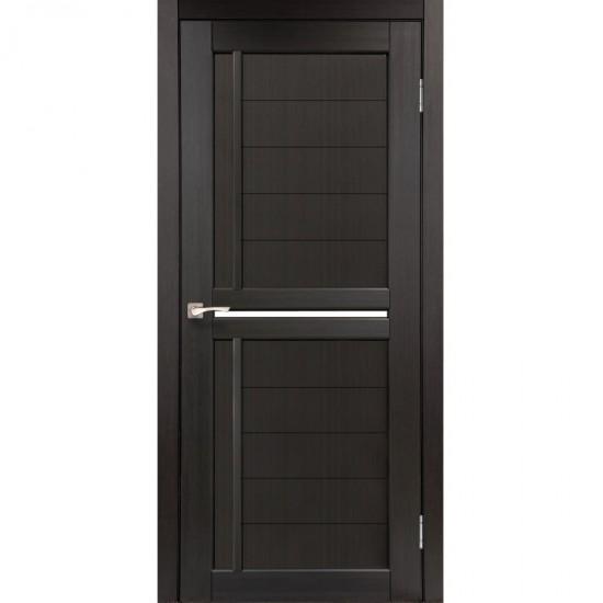 Дверь Scalea SC-03 со стеклом сатин Венге