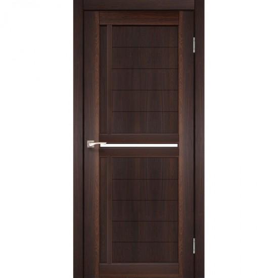 Дверь Scalea SC-03 со стеклом сатин Орех