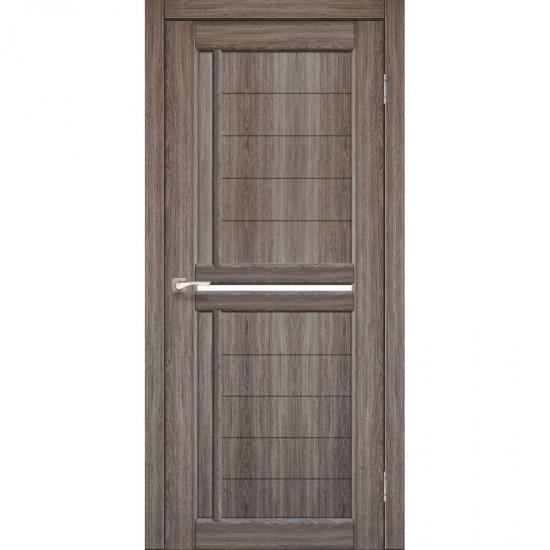 Дверь Scalea SC-03 со стеклом бронза Дуб грей