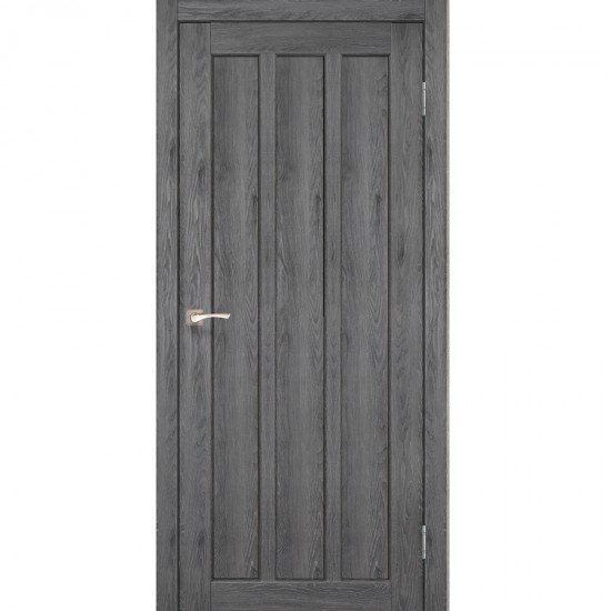 Дверь Napoli NP-04 глухое Дуб марсала
