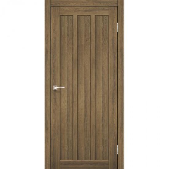 Дверь Napoli NP-04 глухое Дуб тобакко
