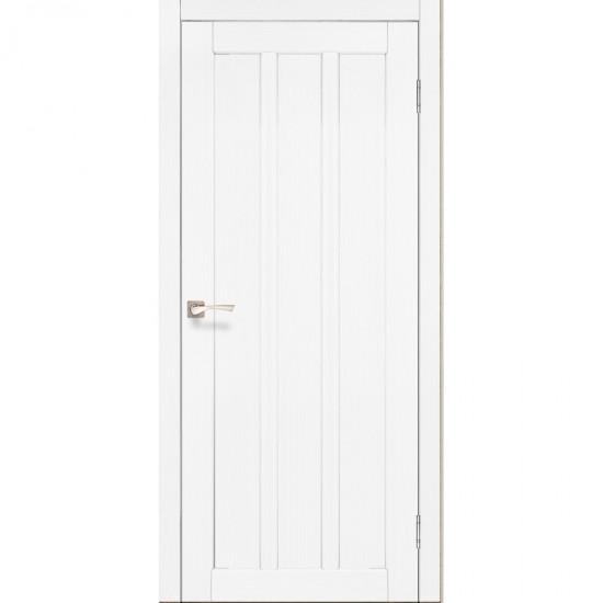 Дверь Napoli NP-04 глухое Белый перламутр