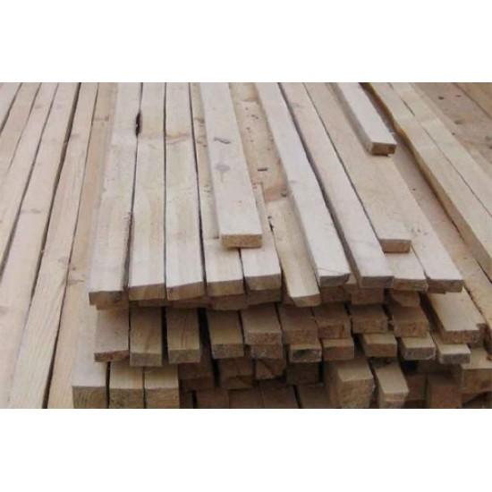 Рейка деревянная 25х40 мм 3м