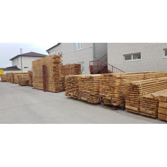 Рейка деревянная 25х40 мм 6м