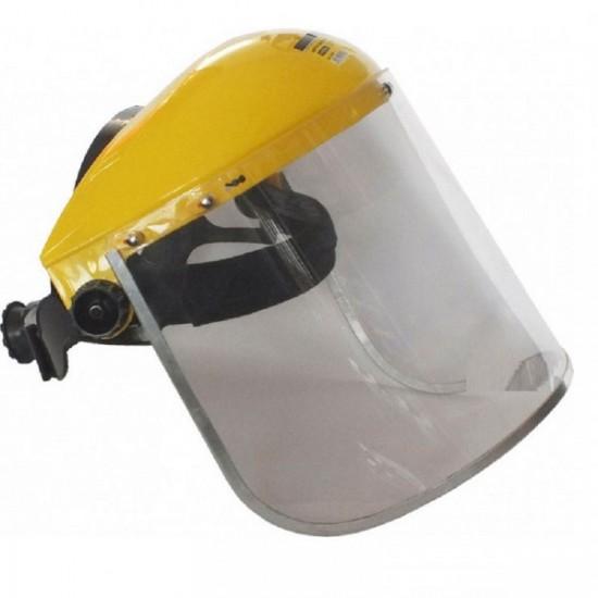 Щиток лицевой защитный 400х200мм WERK 20005