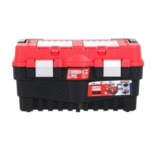 Ящик для ручного инструмента 462x256x242 мм Haisser Formula Carbo 90020