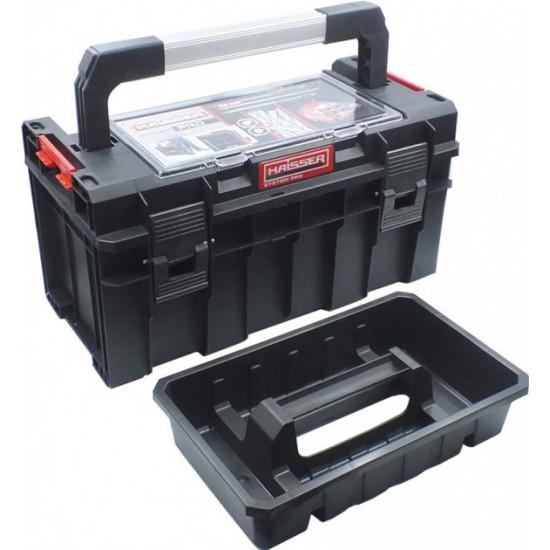 Ящик для инструмента 450х260х240 мм Haisser SYSTEM PRO 90037