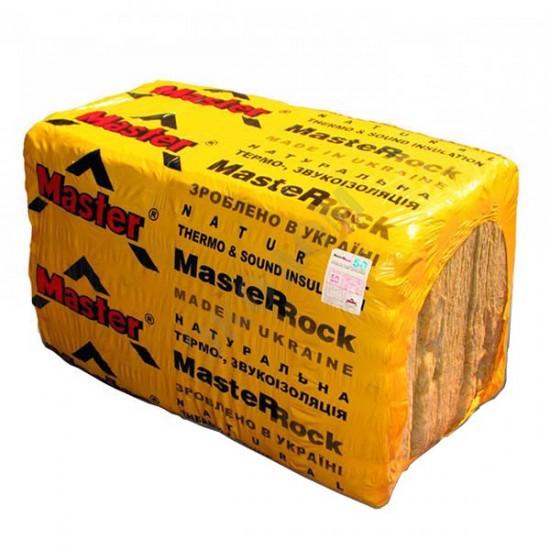 Базальтовая вата Master Rock 1000х600х50 мм упаковка 10 листов
