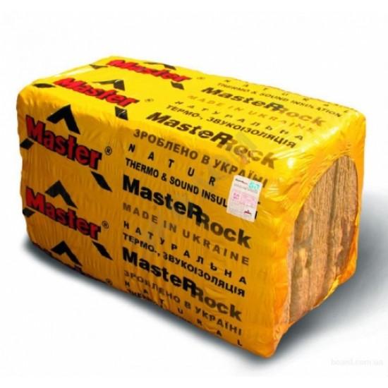 Базальтовая вата Master Rock 1000х600х100 мм упаковка 5 листов