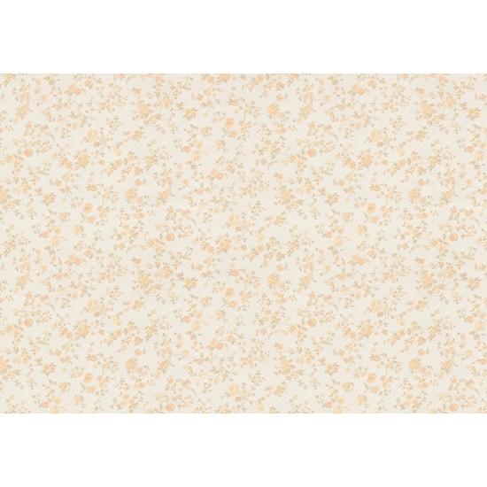 Флизелиновые обои облегченные горячего тиснения Vinil СШТ 2-1093 Мия персиковый 1,06х10,05м