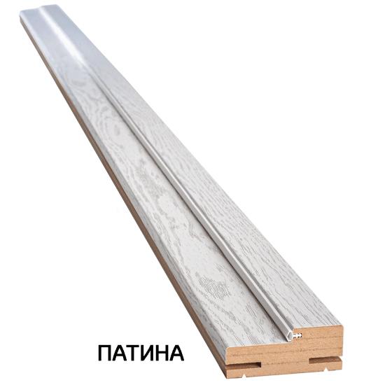 Коробка МДФ ПВХ Deluxe 100х32