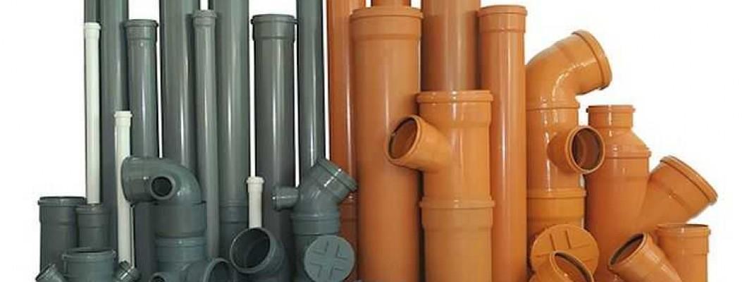 Каталог комплектующих для внутренней, наружной, ливневой канализации строймагазина Властрой